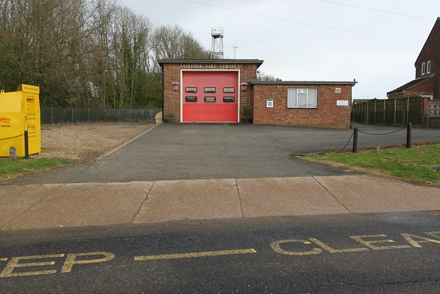 Swaffham Fire Station, Norfolk