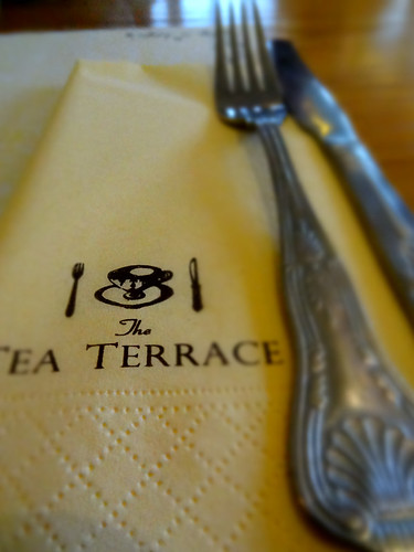 Tea at the Tea Terrance #2103PAD