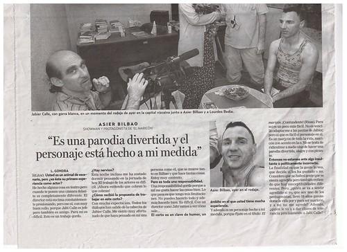 NOTICIA 2  DEIA rodaje El Maricon Julio 2008.jpeg by LaVisitaComunicacion