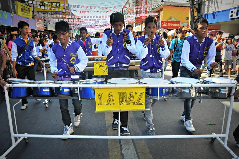 La Paz Drummers