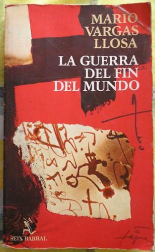Portada del libro de Mario Vargas Llosa