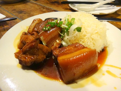Belly Pork Rice