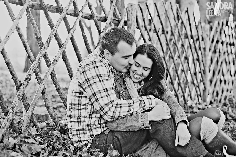 Stephanie + Doug   Engaged