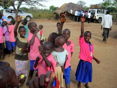 The children of Ogongora