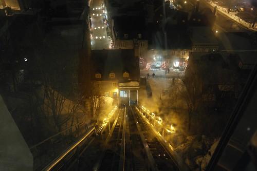 Down the Funicular - #LexGoFurther