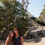 Honduras, ruinas de Copa?n 11