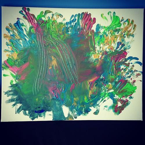 """The Rainbow Tree"" by Gareth Goh"