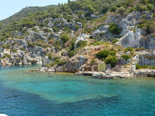 Turquie - jour 8 - Baie de Kekova - 73 - Apollonia
