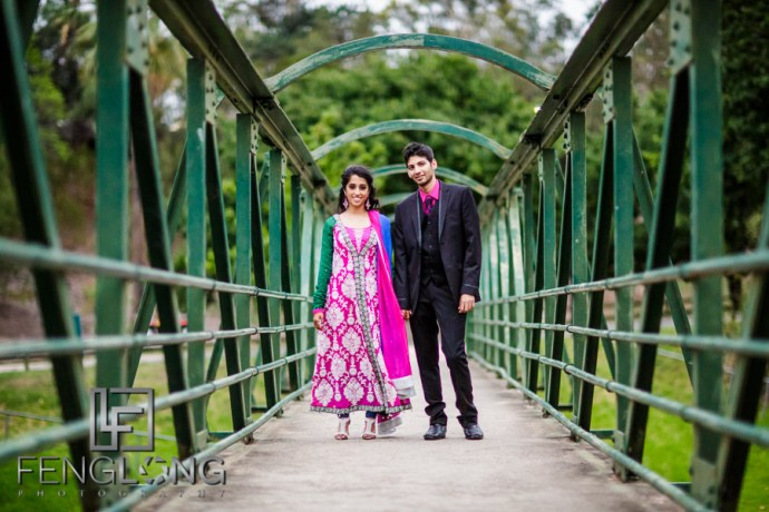 Natasha & Karim Pre-Wedding | Parramatta Park | Sydney Australia Destination Indian Wedding Photography