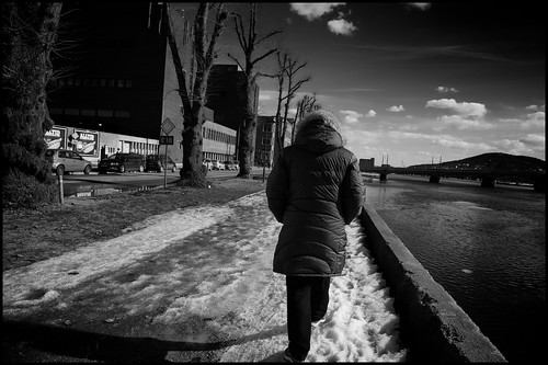 Walking The River by Davidap2009