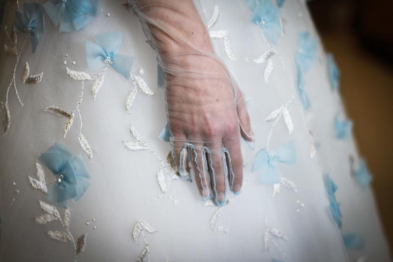Oscar de la Renta Bridal 2014 - 77