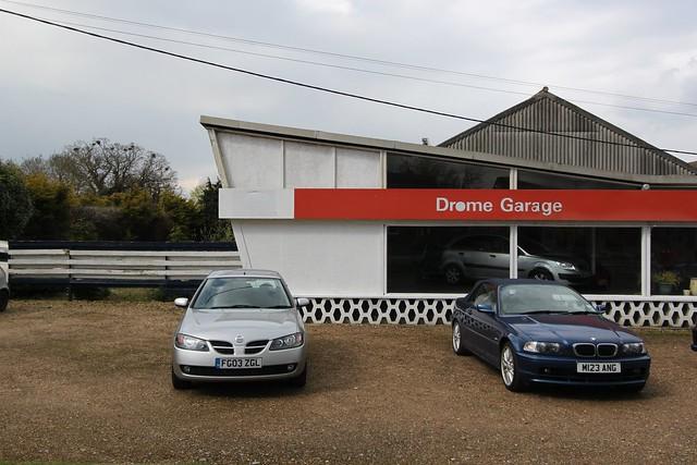 Drome Garage, Watton
