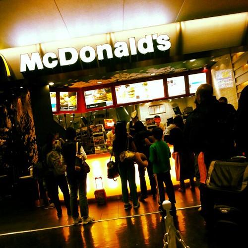 #Narita McD's