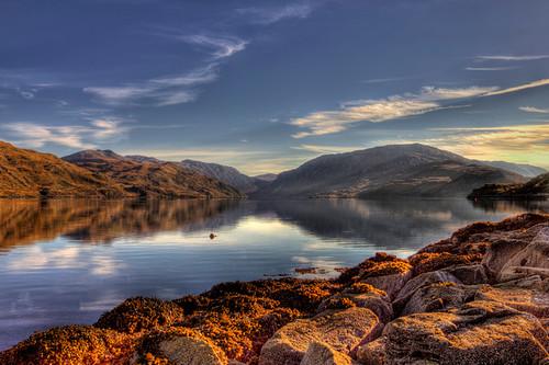 Loch Glendhu by emperor1959
