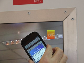 Ecran NFC (c) Think & Go NFC