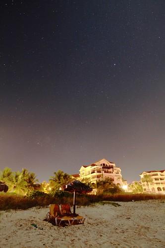 Grace bay starry night III