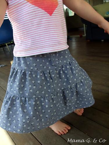 Tiered Skirt (3)