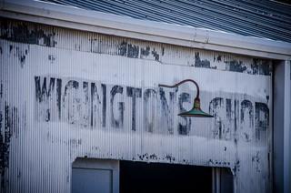Wigington's Shop