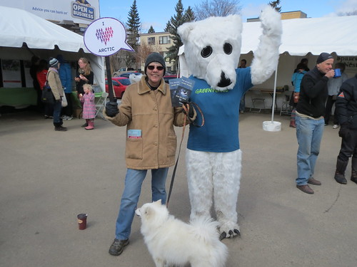 Earth Day 2013 - Edmonton