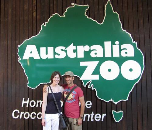 at australia zoo