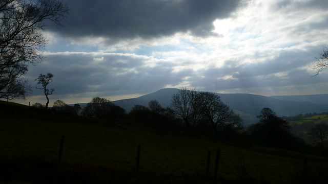 Sugar Loaf, Black Mountains