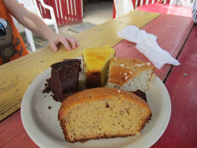 cake plate!