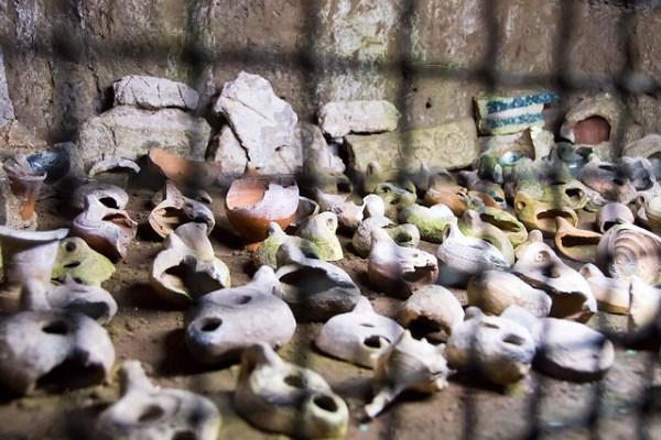 Catacombs of St. Callixtus