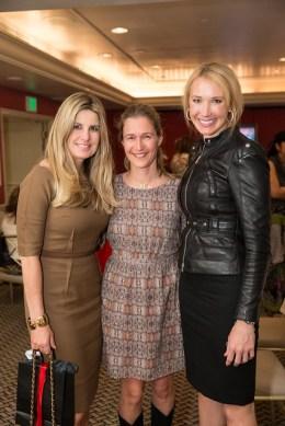 Suzanne Levit, Nina Stanford, Victoria Yeager