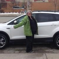 Leg 1 - Toronto to Kingston - #LexGoFurther - A Ford Escape