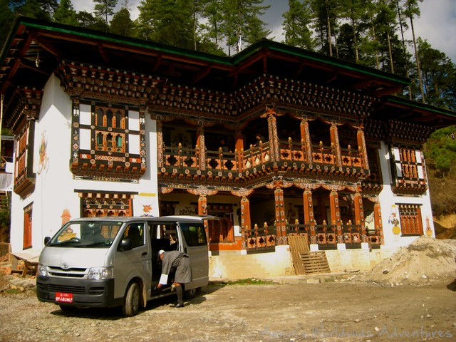 Hotel in Phobjikha Valley