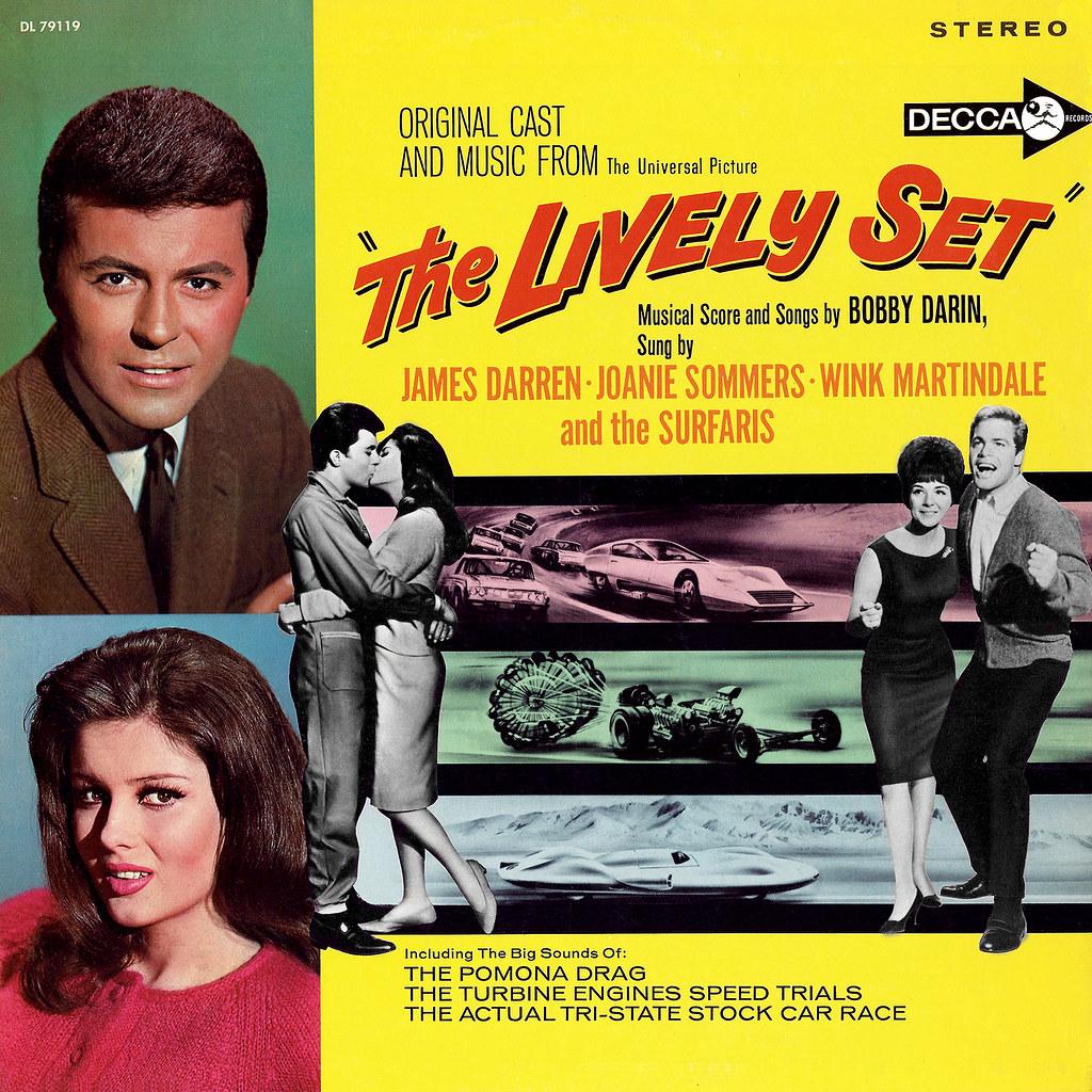 Bobby Darin - The Lively Set