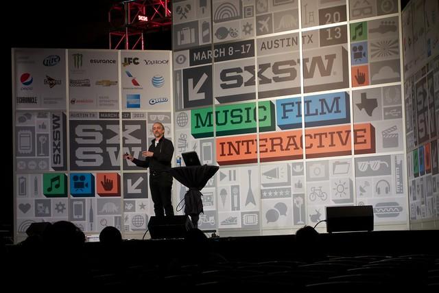 SXSW - Richard Garriott: Commercialisation of space