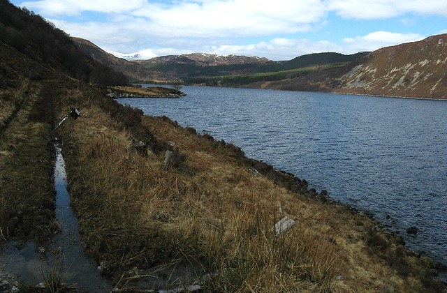 Strath Rusdale-Kildermorie bike ride