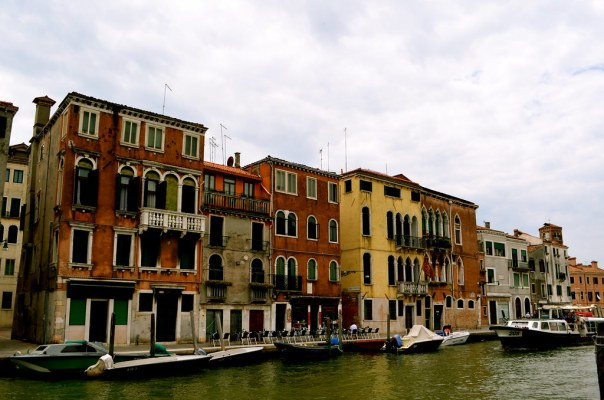 Venice Water Streets