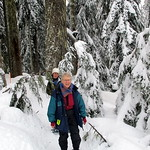 Yew Lake Snowshoe