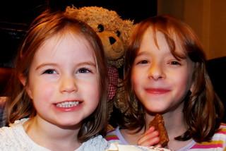 Amber & Millie