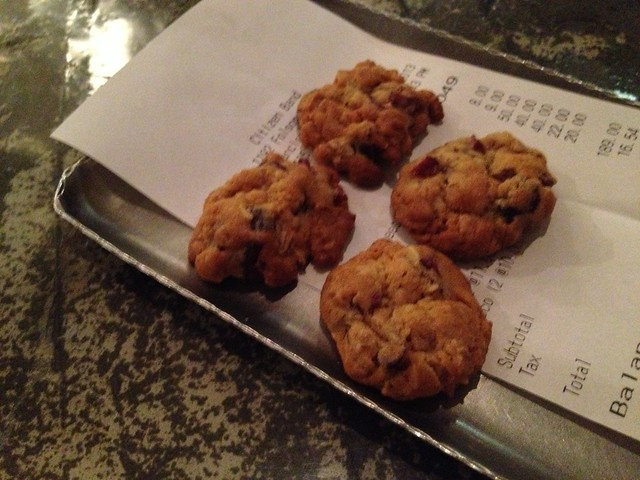 Mini oatmeal cookies - Citizen's Band