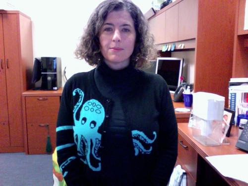 Cephalopod Geek Wear