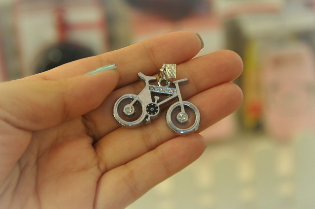 Bike Charm