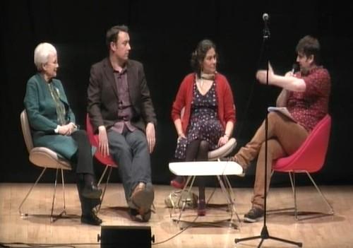 Elizabeth Laird, Barry Hutchison, Elizabeth Wein and Chae Strathie