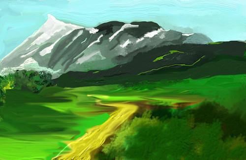 Landscape - second version