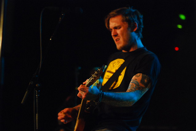 the gaslight anthem @ lincoln theatre