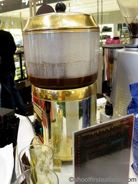 Vero Chocolates- hot chocolate
