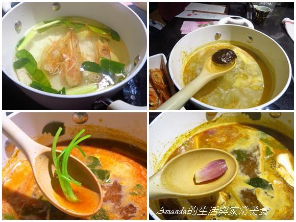 泰式酸辣蝦湯 (4)