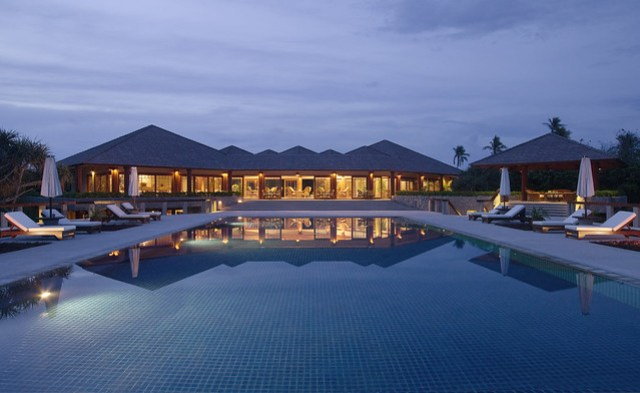 Amanpulo - Swimming Pool 2