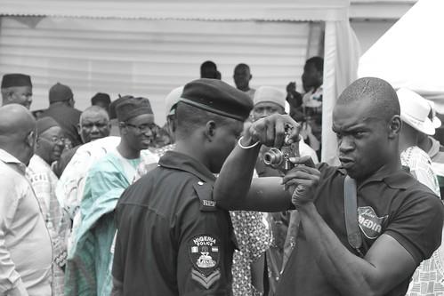 Nuhu Ribadu Dim Chukwuemeka Odumegwu Ojukwu Funeral Service by Jujufilms