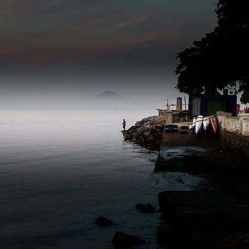 pier 3 by Luiz L.