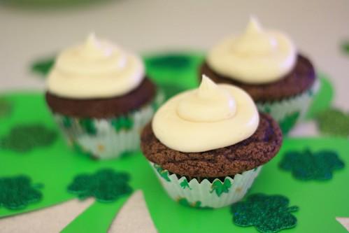 2013 03 Irish Car Bomb Cupcakes