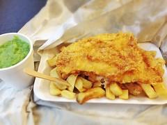 V.C. Jones of Whitstable, Fish & Chips, Whitstable