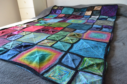 fluffing awesome blanket